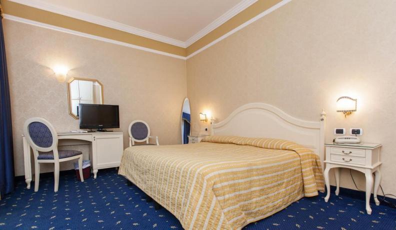 suite camera Hotel Terme piscina interna