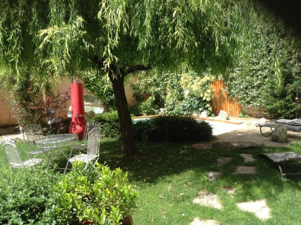 B&B immerso nel verde in Piemonte