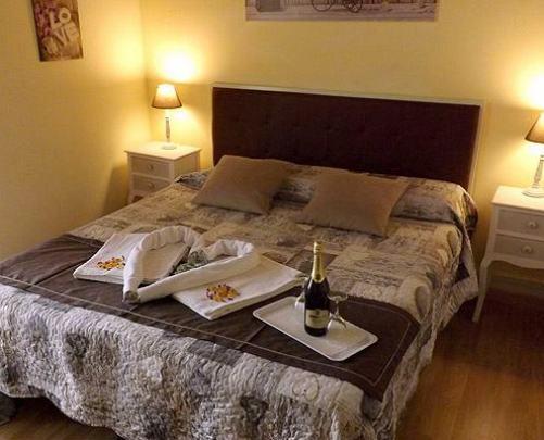 Camera matrimoniale per soggiorno a Roma centro