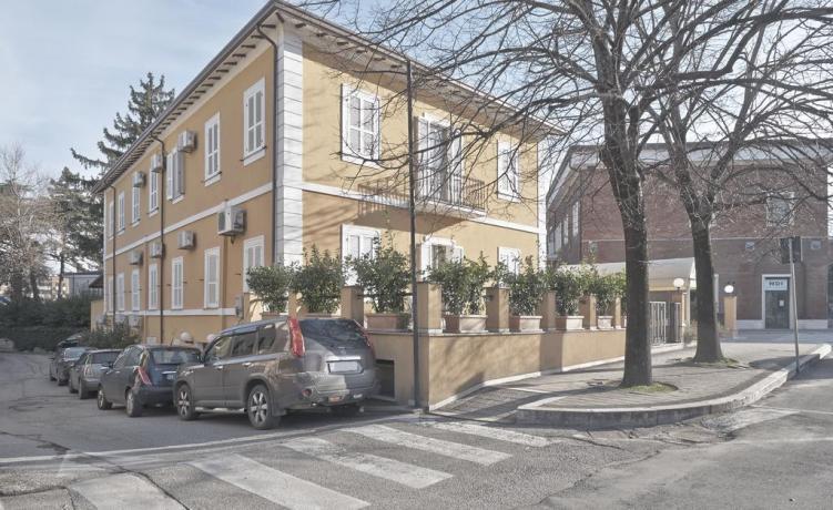 Hotel 2 stelle convenzionato al centro di Foligno