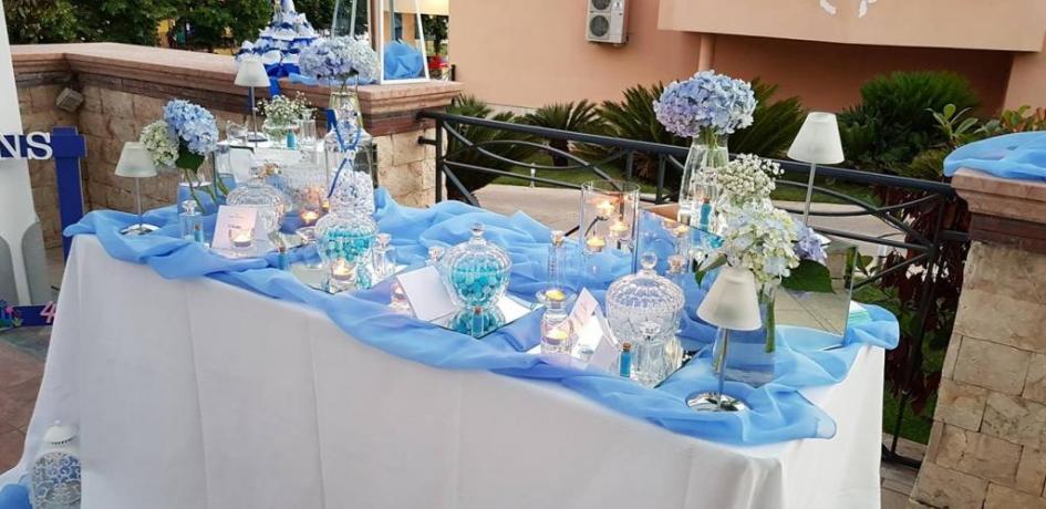 Hotel 4 stelle a Salerno per cerimonie/feste