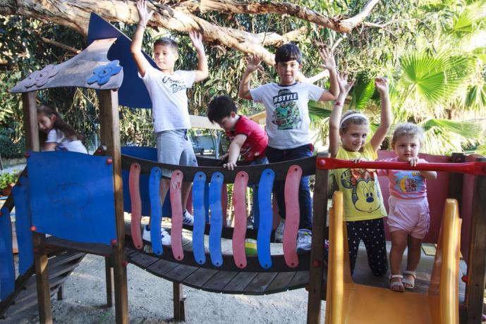 Villaggio a Tropea ideale per Bambini