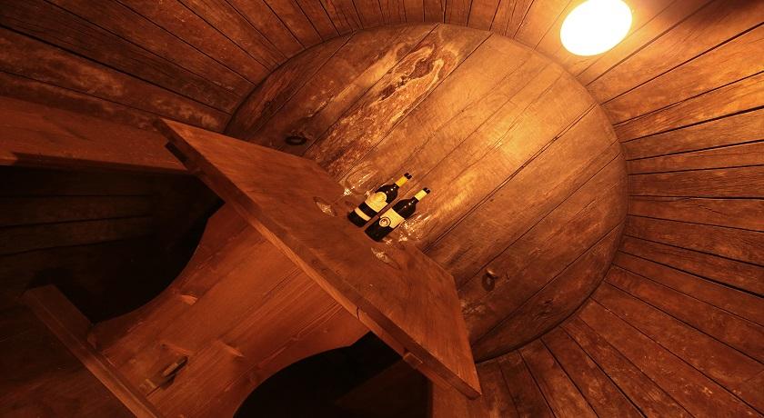 Cantina vinicola e sala degustazione