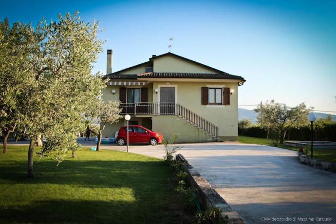 Estate in Umbria, bb con ampio giardino