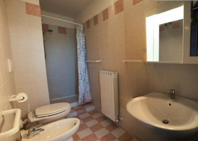 Camere con Bagno privato appartamenti in Umbria