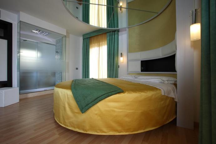 Suite Passione dell'albergo in Calabria