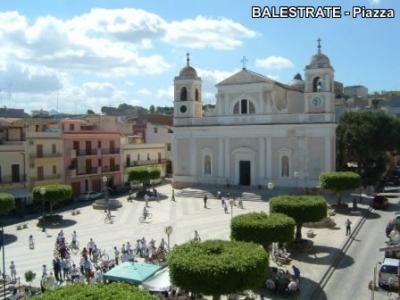 Piazza di Balestrate