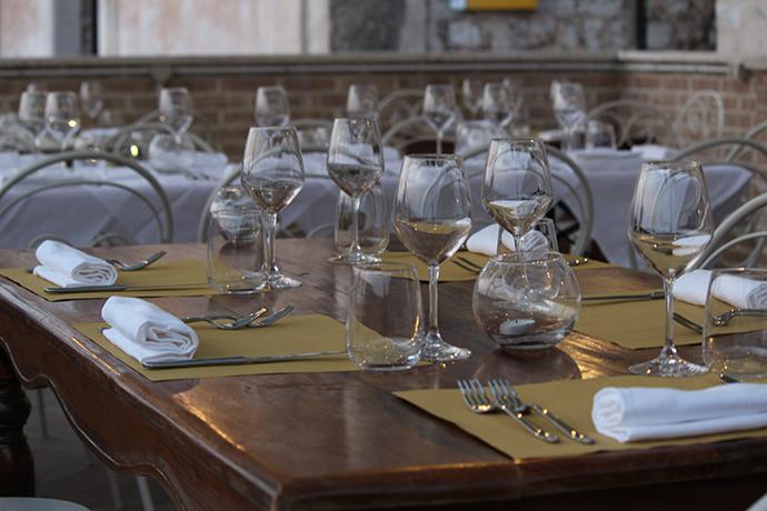 Ristorante ideale per Cerimonie al Castello Spoleto