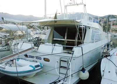 Barca di San Remo