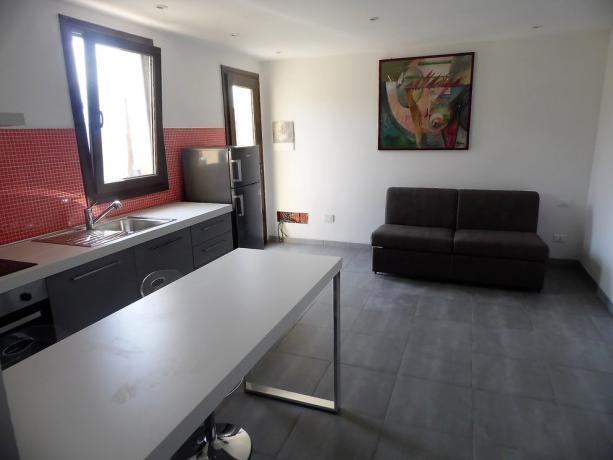 Appartamento Loft, i nostri interni