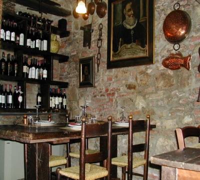 ristorante ampia scelta vini