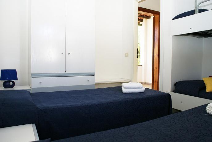 Appartamenti sul mare di Zambrone