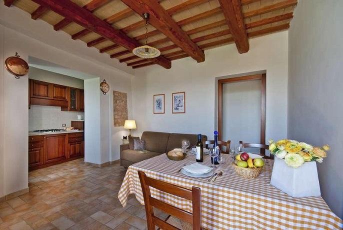Appartamento Fiordaliso, vacanze a Trevi