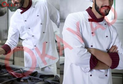 prduzione abbigliamento ristorante albergo cuoco
