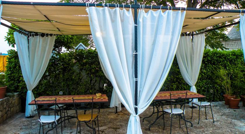 Masseria con piscina terrazzo vicino Martina Franca