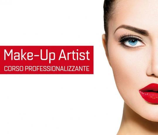 Make Up Artist - corso professionalizzante