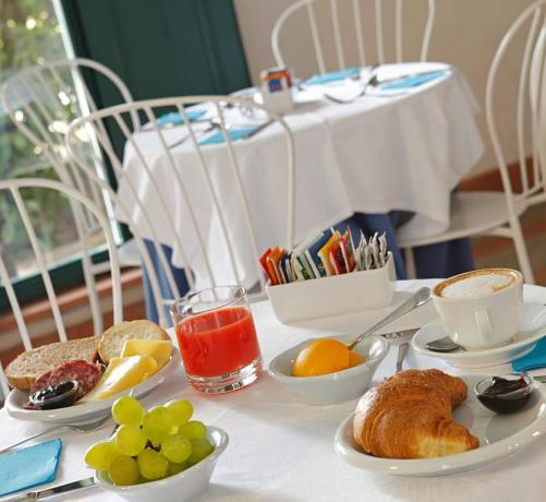Residenza Umbria con buffet a colazione