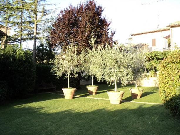 Hotel a Montefalco 4 stelle con giardino