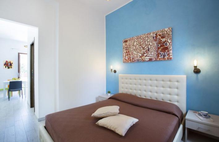 Appartamento-vacanze Romantic ampio e luminoso San-Vito-lo-Capo