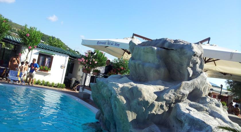 Bungalow vicino alla zona piscina