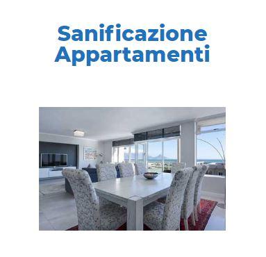 Sanificazione e Igienizzazione CORONAVIRUS: ABITAZIONE PRIVATA Roma