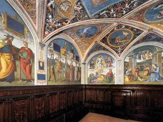 Chiese e Monumenti a Perugia