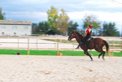 istruttori professionisti lezioni di equitazione vicino Assisi