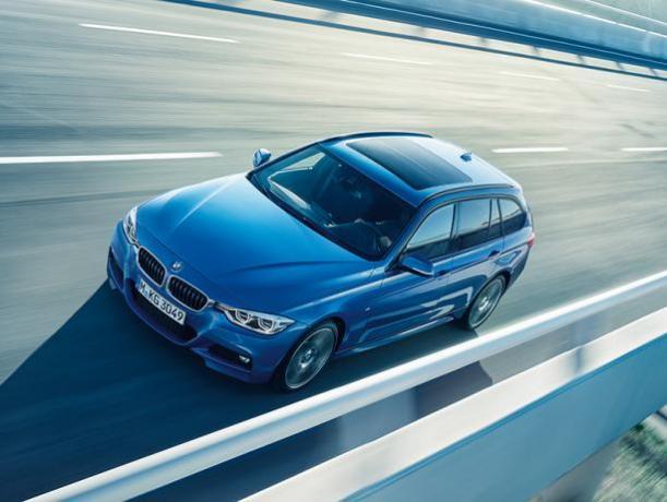 Noleggio Lungo Termine BMW SERIES 3 in Umbria