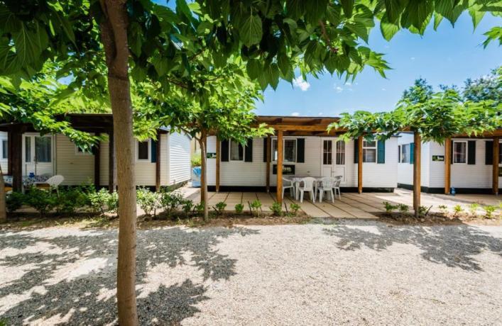 Villaggio con Spiaggia Attrezzata in Calabria