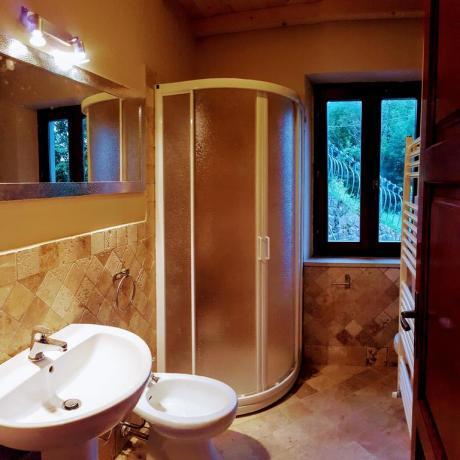Appartamenti con bagno privato e box doccia