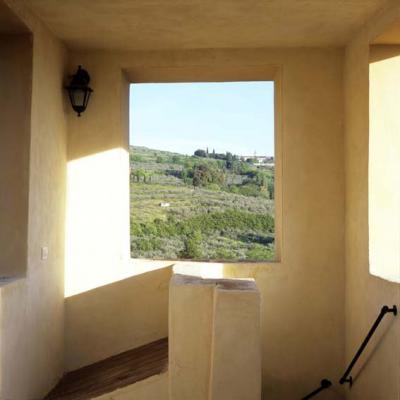Appartamenti con panorama sulla natura