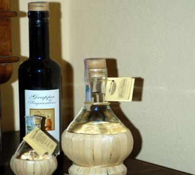 Produzione e vendita di vino