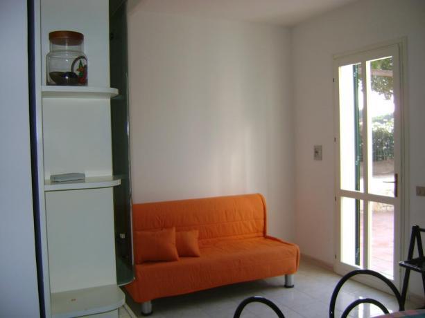 Residence in Puglia con Salottini negli Appartamenti