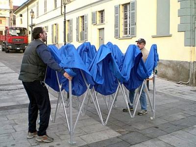 Lombardia varese milano cremona offerta gazebo e ombrelloni da