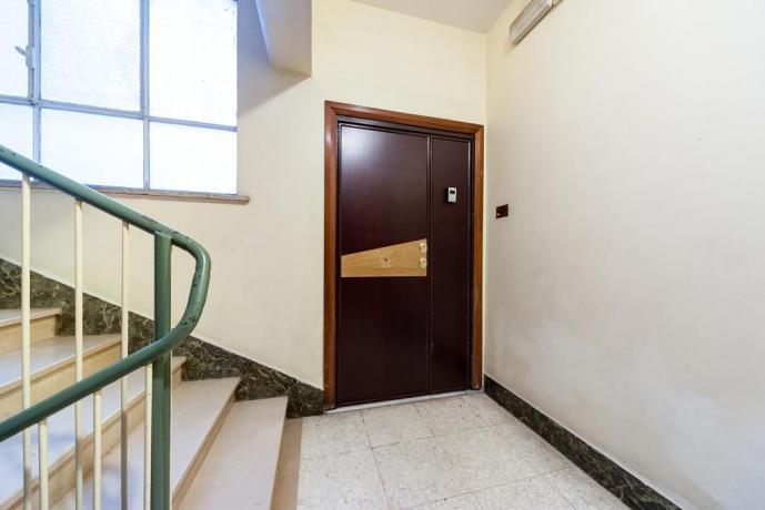 Appartamento 1 piano Roma zona centrale