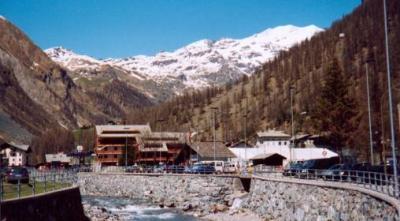 Last minute skitrip to Gressoney in Italy,
