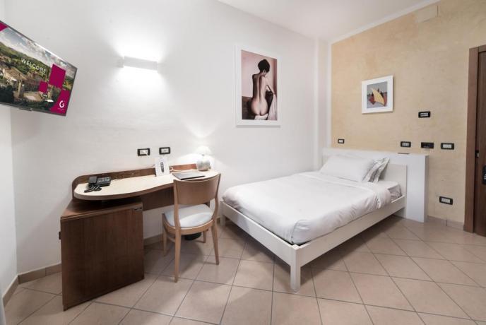 Hotel Modena Sud: Camera Singola wi fi
