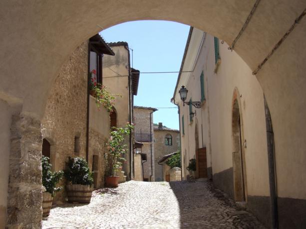 Soggiorno vicino al Borgo di San Pio