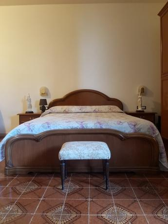 Hotel La Baia del Pescatore: camera da letto