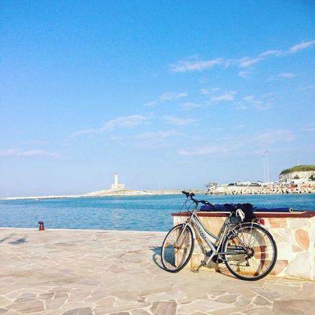 Albergo in Puglia ideale bici, escursioni, immersioni