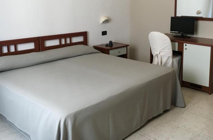 Camera matrimoniale con Accesso-Disabili San-Giovanni-Rotondo