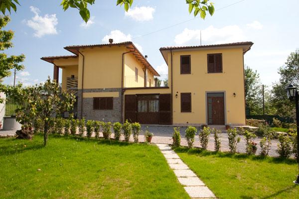 Casa Vacanze a Cortona con Appartamenti