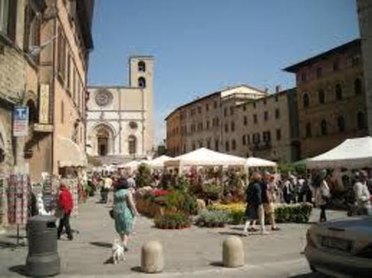 Weekend in Centro a Todi