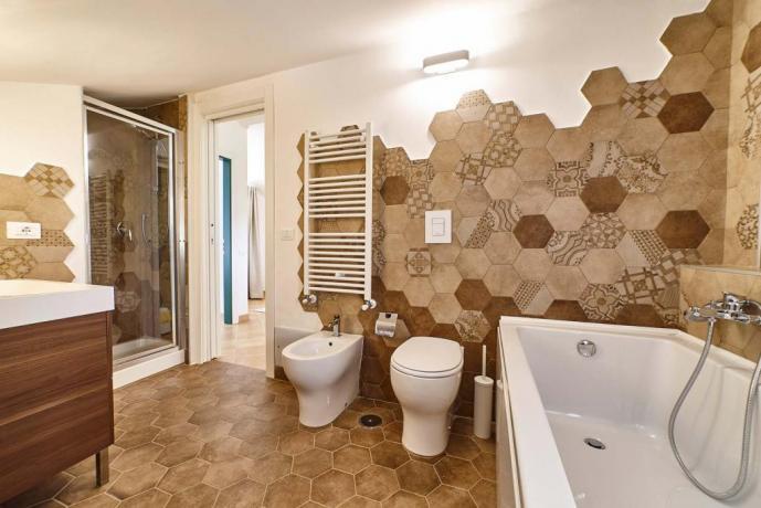 Residence con vasca idromassaggio