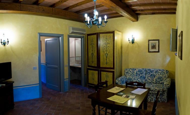 Appartamento Vacanza a Narni con soggiorno