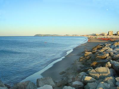 Seaside Seaview Hotels in Emilia Romagna region