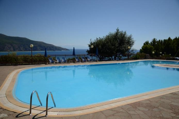 Hotel 4 stelle con piscina e Spa