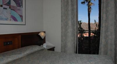 Camere e Suite con vista panoramica sulla città