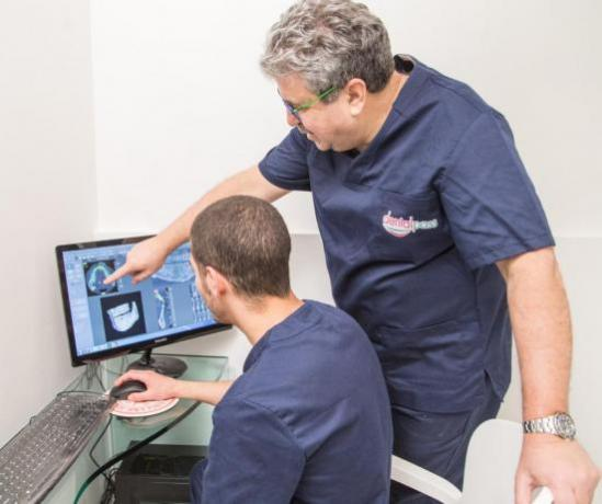 implantologia - ortodonzia