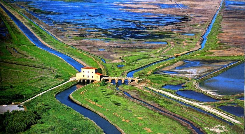 Camere e Spa vicino al Mare Toscana